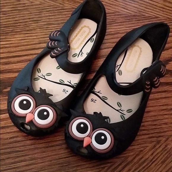 mini Melissa REMAKES Shoes   Mini